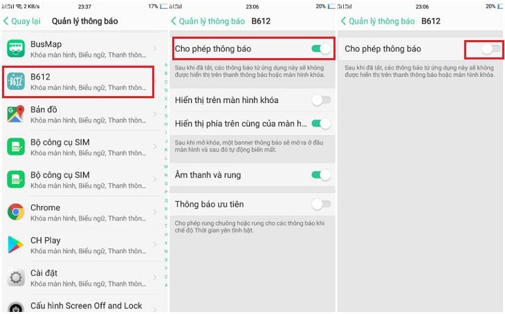 Cách tắt thông báo trên các ứng dụng trên điện thoại Android hoặc IOS - Ảnh 6.