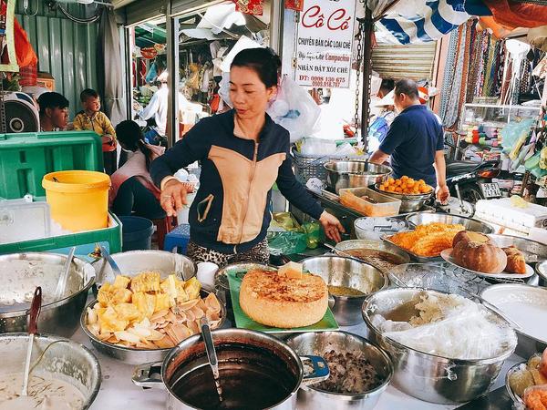 Đi đâu tìm ăn chè đậu đỏ thoát kiếp FA giữa lòng Sài Gòn tấp nập? - Ảnh 7.