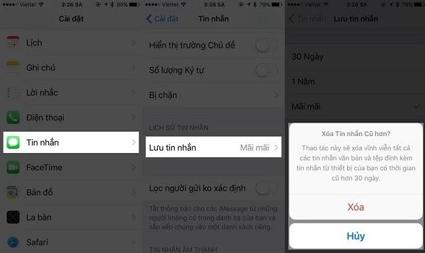 Cách giải phóng dung lượng điện thoại iOS và Android - Ảnh 3.