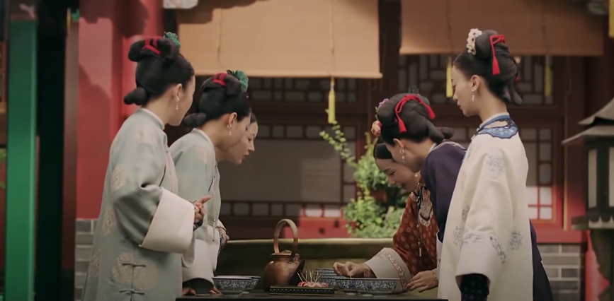 Khám phá điều đặc biệt của ngày thất tịch ở Trung Quốc qua bộ phim Diên Hy Công Lược - Ảnh 3.