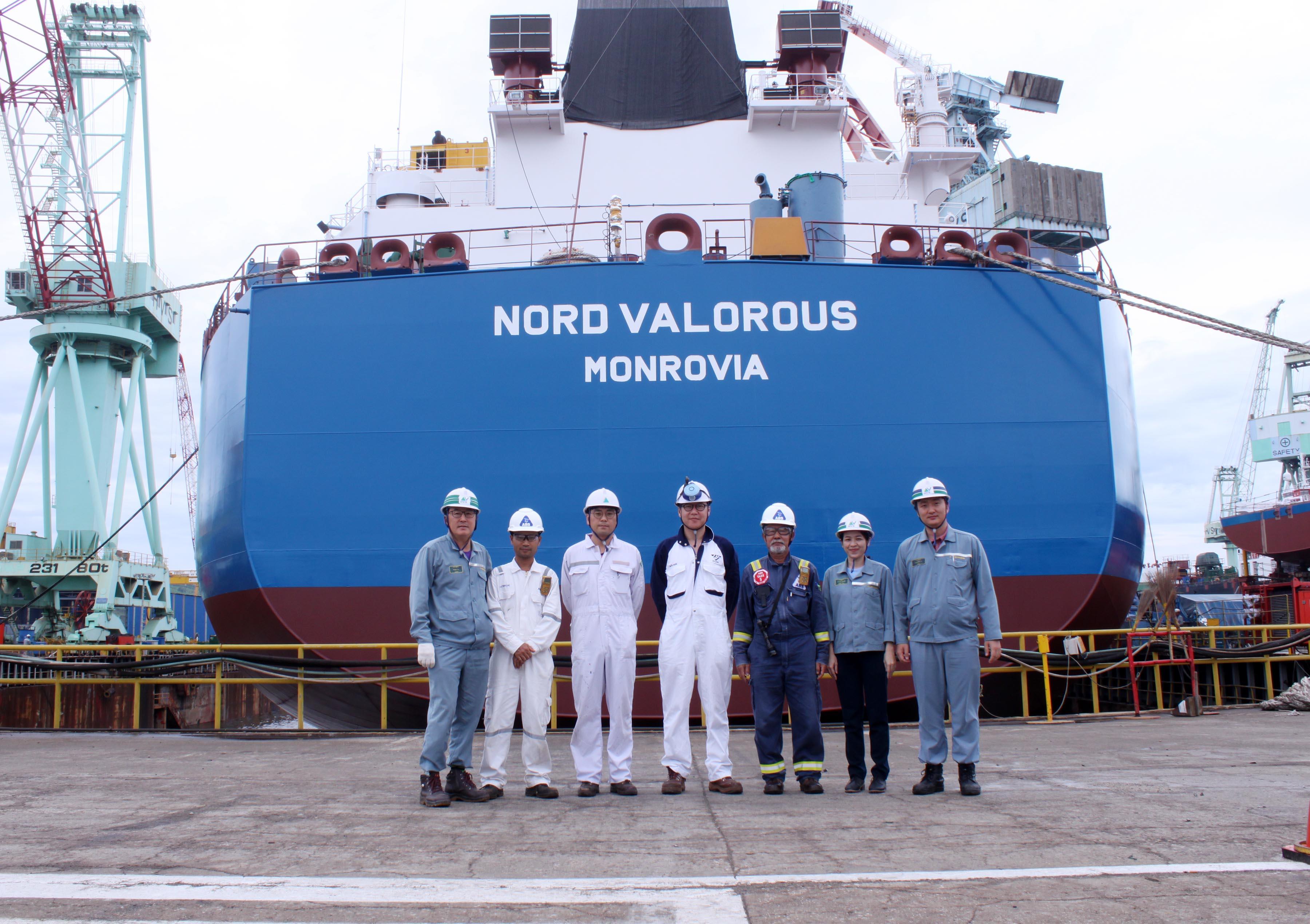Hyundai Việt Nam đóng mới 119 tàu xuất đi 16 quốc gia - Ảnh 1.