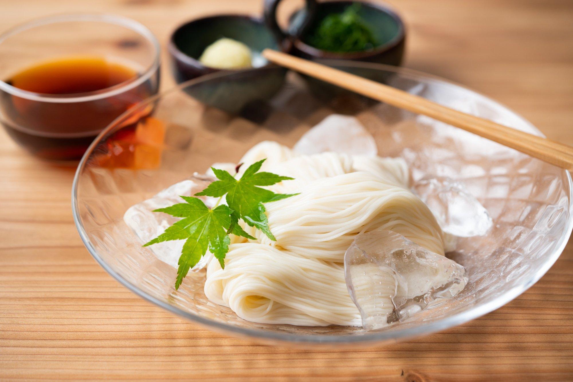 Không phải đậu đỏ, Somen mới là món mà du khách nên thử khi đến Nhật vào ngày lễ Thất Tịch  - Ảnh 3.