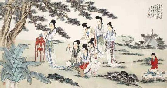 Khám phá điều đặc biệt của ngày thất tịch ở Trung Quốc qua bộ phim Diên Hy Công Lược - Ảnh 11.