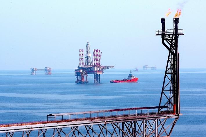 Giá xăng dầu hôm nay 28/8: Bão lớn đổ bộ vào Vịnh Mexico, giá dầu tiếp tục giảm - Ảnh 1.