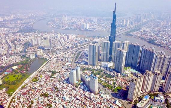 TP HCM bước tiến gần tới đô thị thông minh - Ảnh 1.