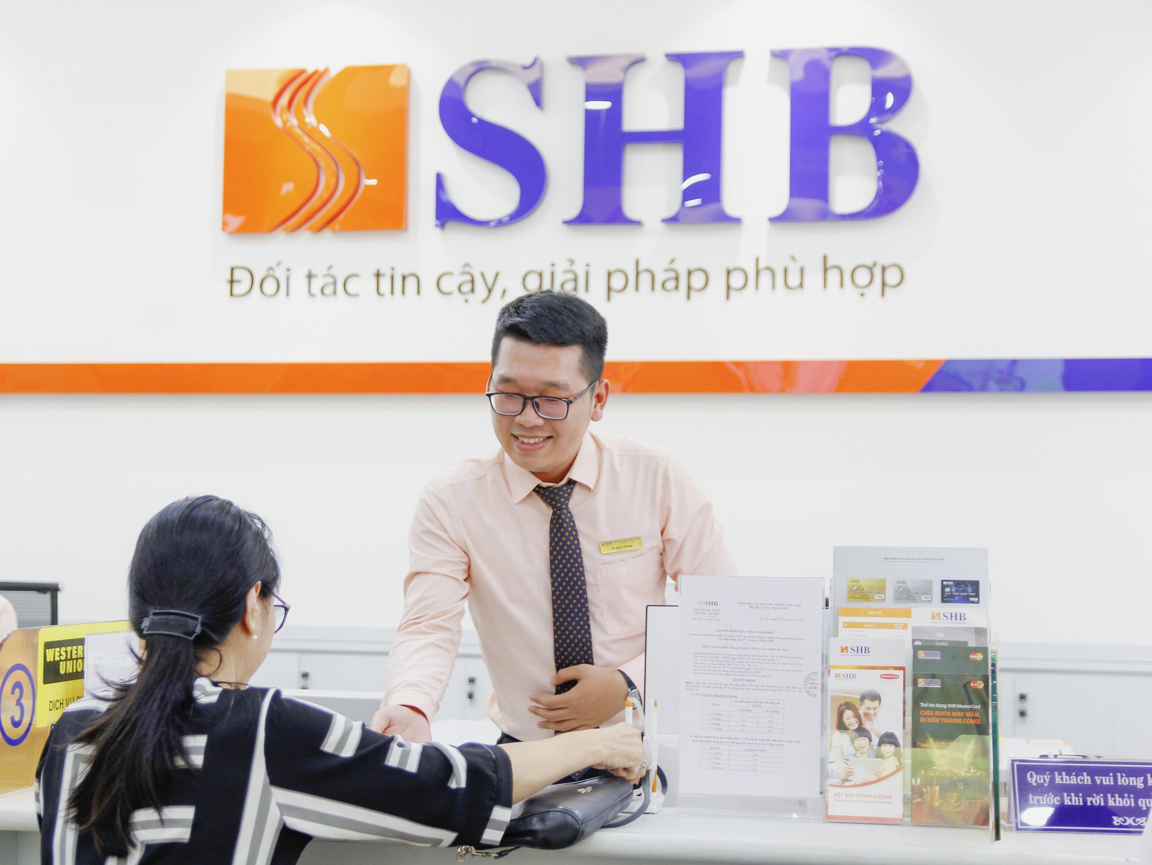 SHB thông báo giảm mạnh lãi suất cho vay trên toàn hệ thống - Ảnh 1.