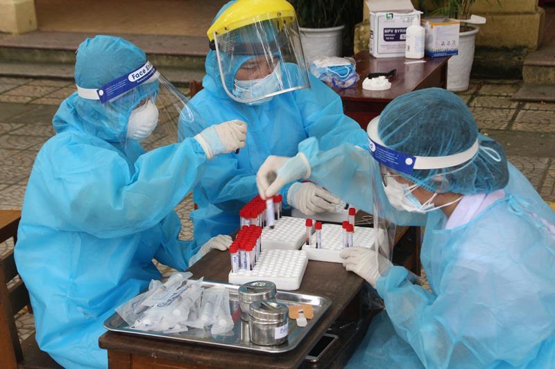 Cập nhật tình hình Covid-19 ở Việt Nam chiều 29/8: Thêm hai ca mắc mới, Việt Nam có 1.040 bệnh nhân - Ảnh 1.