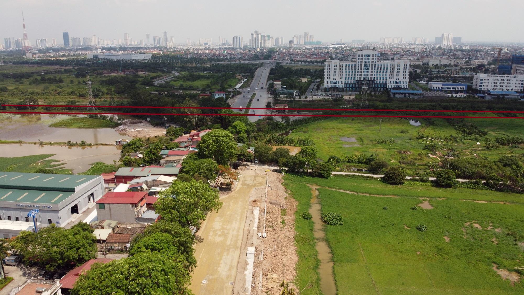 đường sẽ mở theo qui hoạch ở phường Tây Mỗ, Nam Từ Liêm, Hà Nội - Ảnh 5.