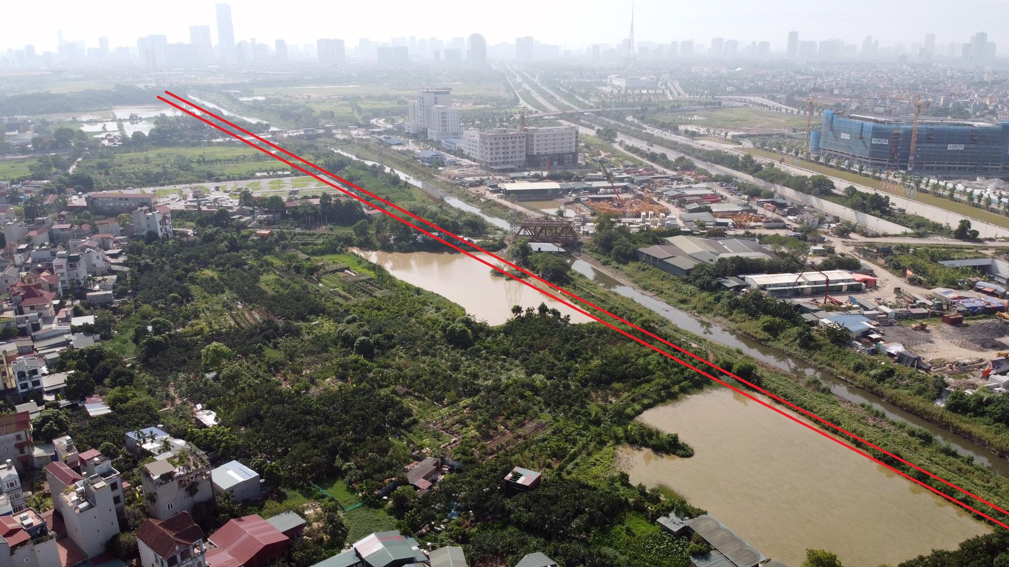 đường sẽ mở theo qui hoạch ở phường Tây Mỗ, Nam Từ Liêm, Hà Nội - Ảnh 6.