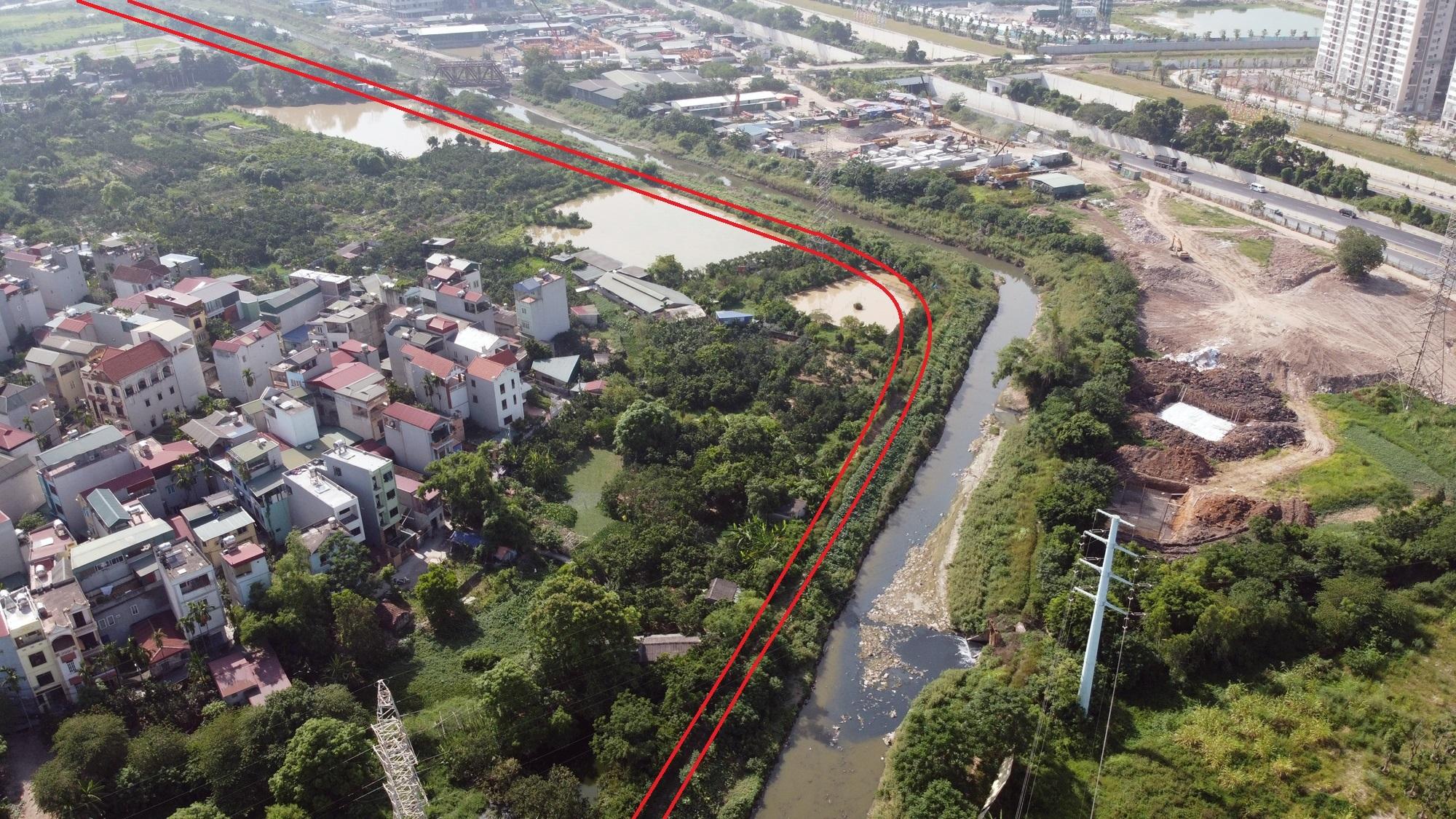đường sẽ mở theo qui hoạch ở phường Tây Mỗ, Nam Từ Liêm, Hà Nội - Ảnh 7.