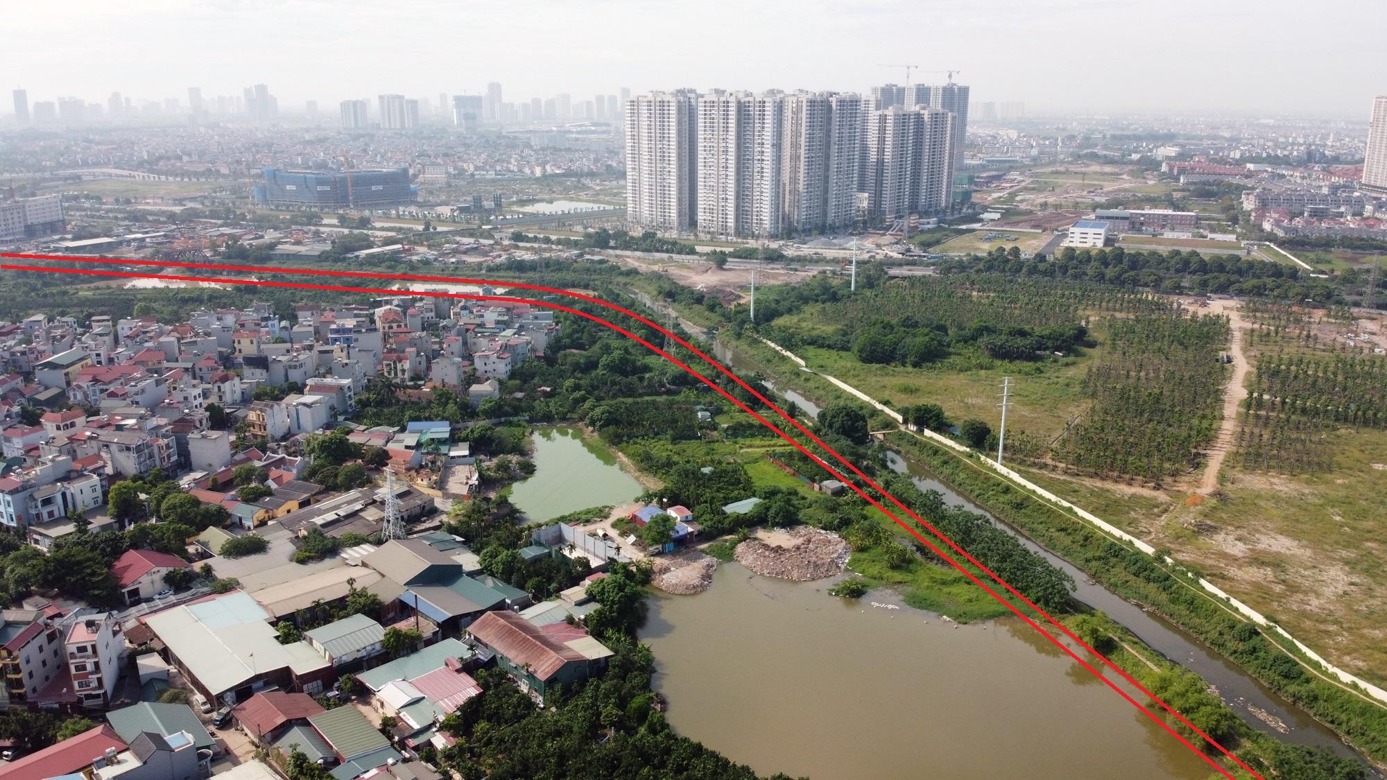đường sẽ mở theo qui hoạch ở phường Tây Mỗ, Nam Từ Liêm, Hà Nội - Ảnh 8.