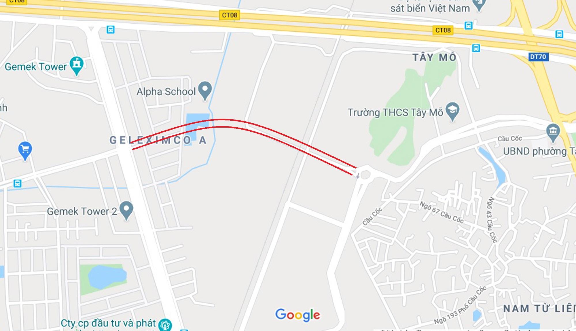 đường sẽ mở theo qui hoạch ở phường Tây Mỗ, Nam Từ Liêm, Hà Nội - Ảnh 10.