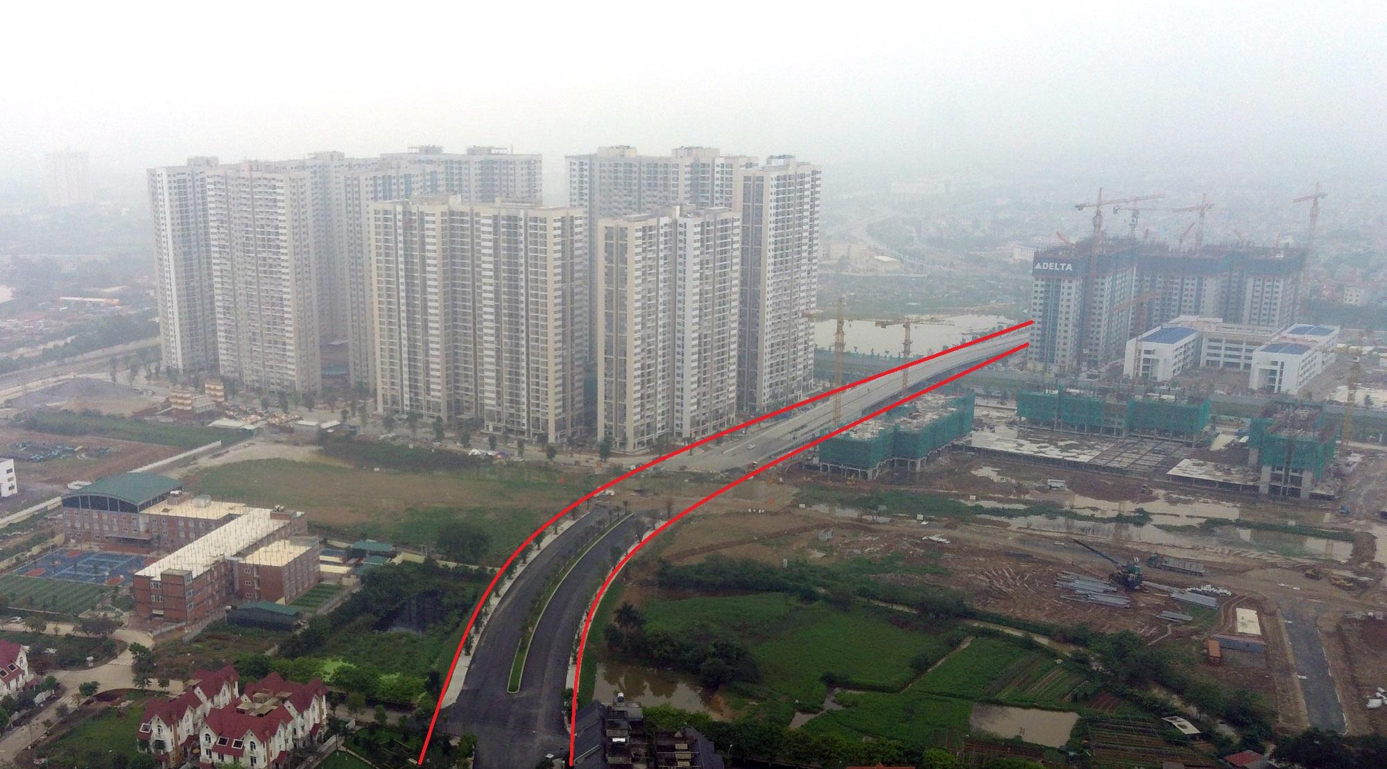 đường sẽ mở theo qui hoạch ở phường Tây Mỗ, Nam Từ Liêm, Hà Nội - Ảnh 12.