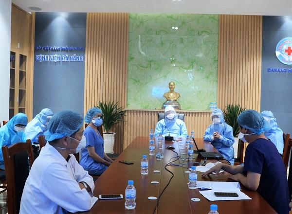 Bệnh viện Đà Nẵng đã cơ bản 'làm sạch', không còn bệnh nhân mắc COVID-19 - Ảnh 1.