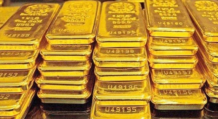 Giá vàng hôm nay 3/8: Vàng SJC tăng 330.000 đồng/lượng trong phiên giao dịch đầu tuần - Ảnh 2.