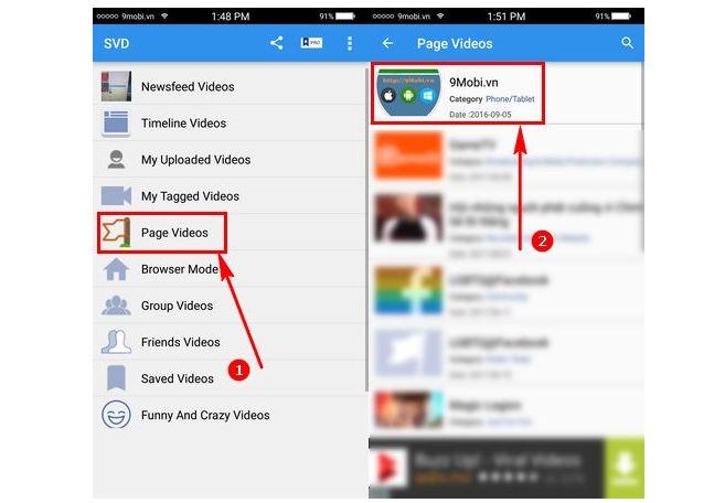 Hướng dẫn cách tải video từ facebook - Ảnh 3.