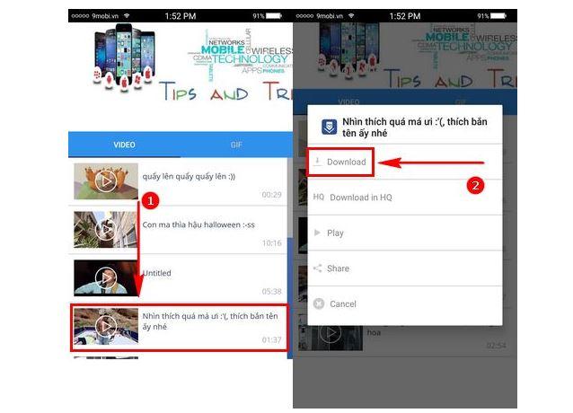 Hướng dẫn cách tải video từ facebook - Ảnh 4.