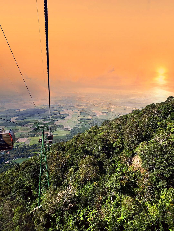 Lịch sử núi Bà Đen Tây Ninh - nơi ghi dấu bao truyền thuyết xa xưa nổi tiếng - Ảnh 4.