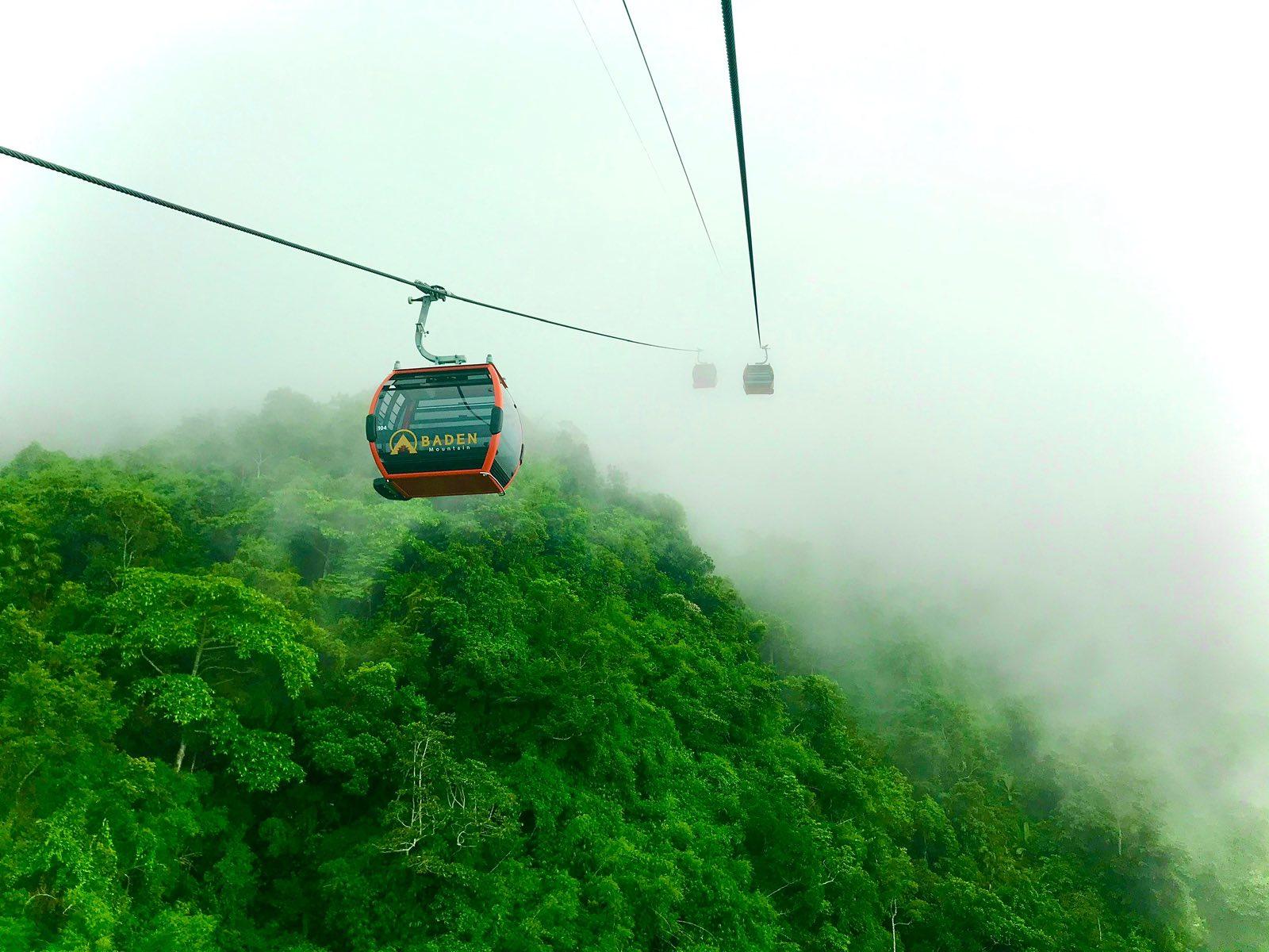 Lịch sử núi Bà Đen Tây Ninh - nơi ghi dấu bao truyền thuyết xa xưa nổi tiếng - Ảnh 8.