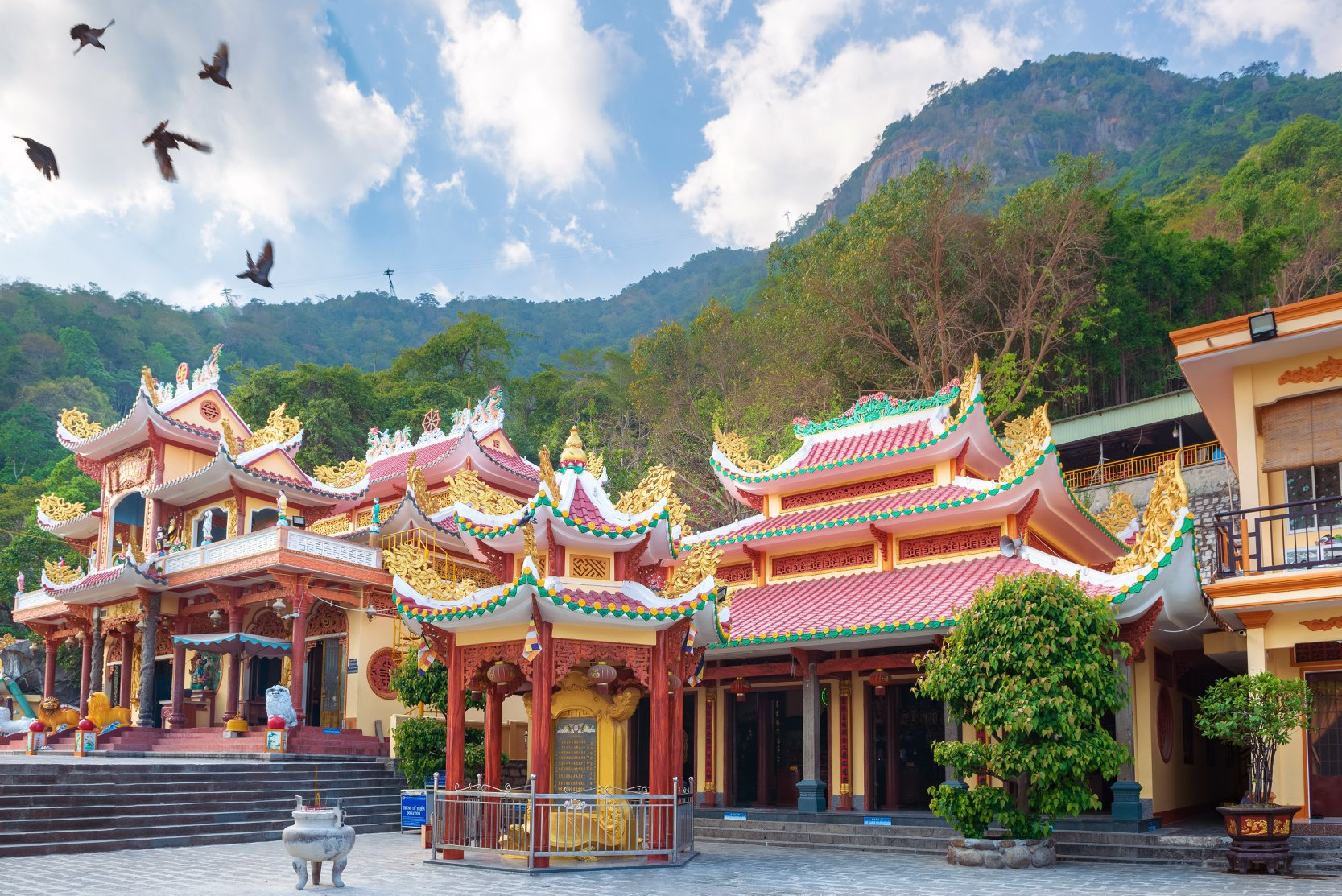 Lịch sử núi Bà Đen Tây Ninh - nơi ghi dấu bao truyền thuyết xa xưa nổi tiếng - Ảnh 6.