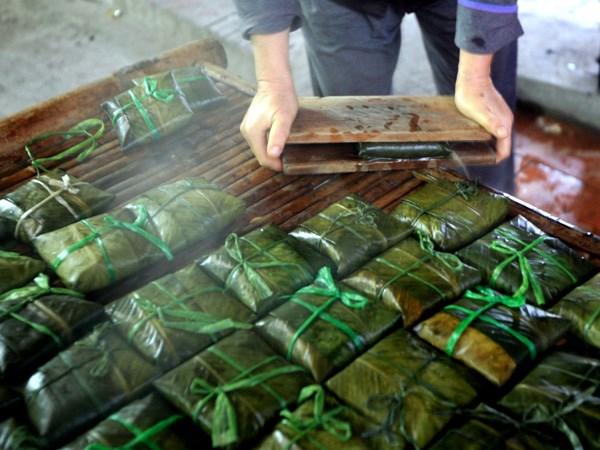 Ghé qua đất Kinh Bắc đừng quên thưởng thức món bánh phu thê truyền thống thơm ngon - Ảnh 7.