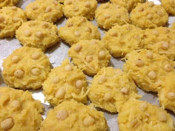 Ghé qua đất Kinh Bắc đừng quên thưởng thức món bánh phu thê truyền thống thơm ngon - Ảnh 5.