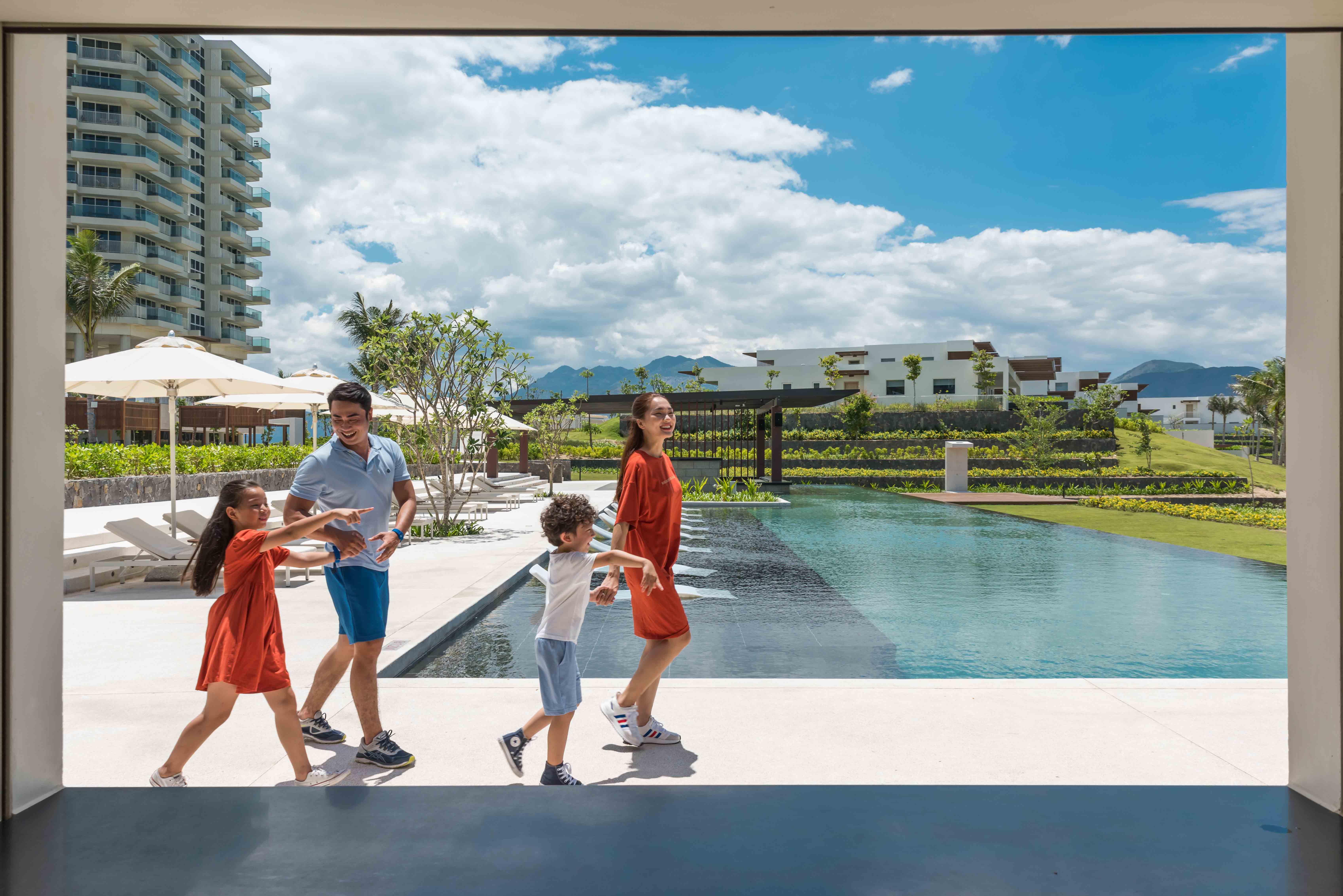 Nghỉ dưỡng mỗi năm cho cả gia đình tại ALMA resort
