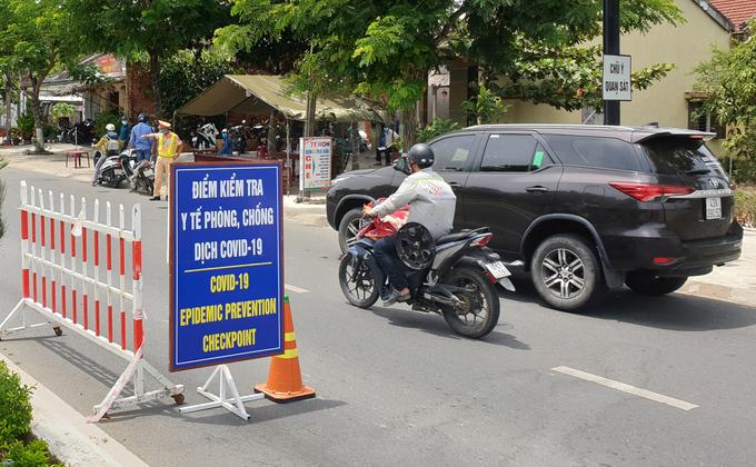Dịch bệnh ở Quảng Nam ngày càng phức tạp. (Ảnh: Lê Bằng/Vietnamnet).