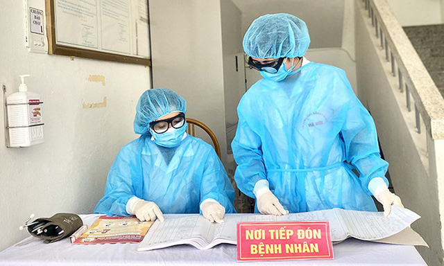 Cập nhật tình hình Covid-19 ở Việt Nam sáng 5/8: Thêm 2 ca mắc mới - Ảnh 1.