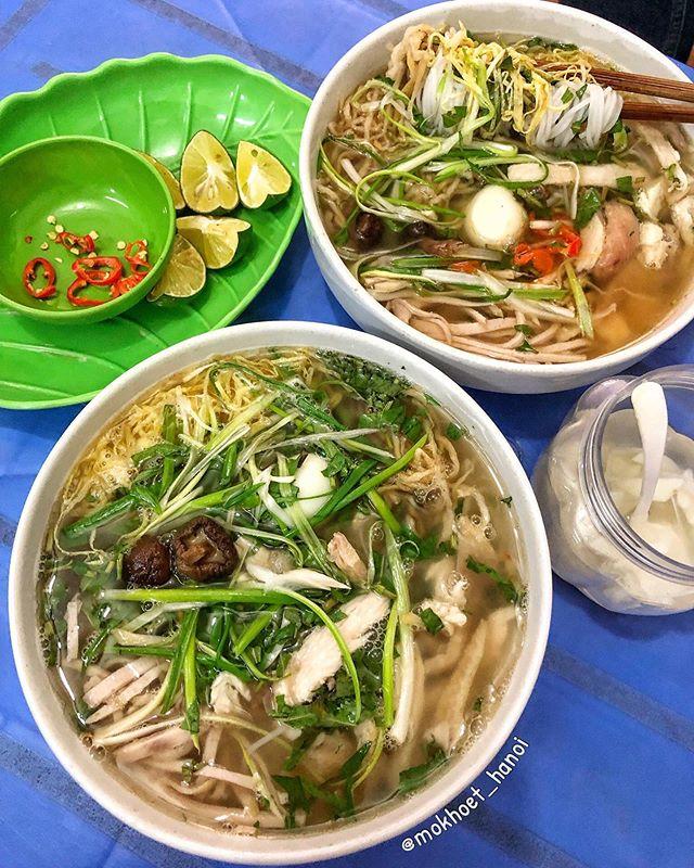 Đâu là món ăn đặc sản Hà Nội gây thương nhớ cho người lữ khách? - Ảnh 3.