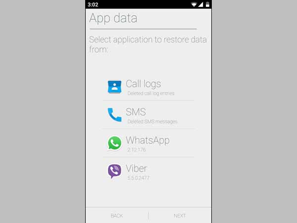 Cách khôi phục dữ liệu trên điện thoại - Ảnh 8.
