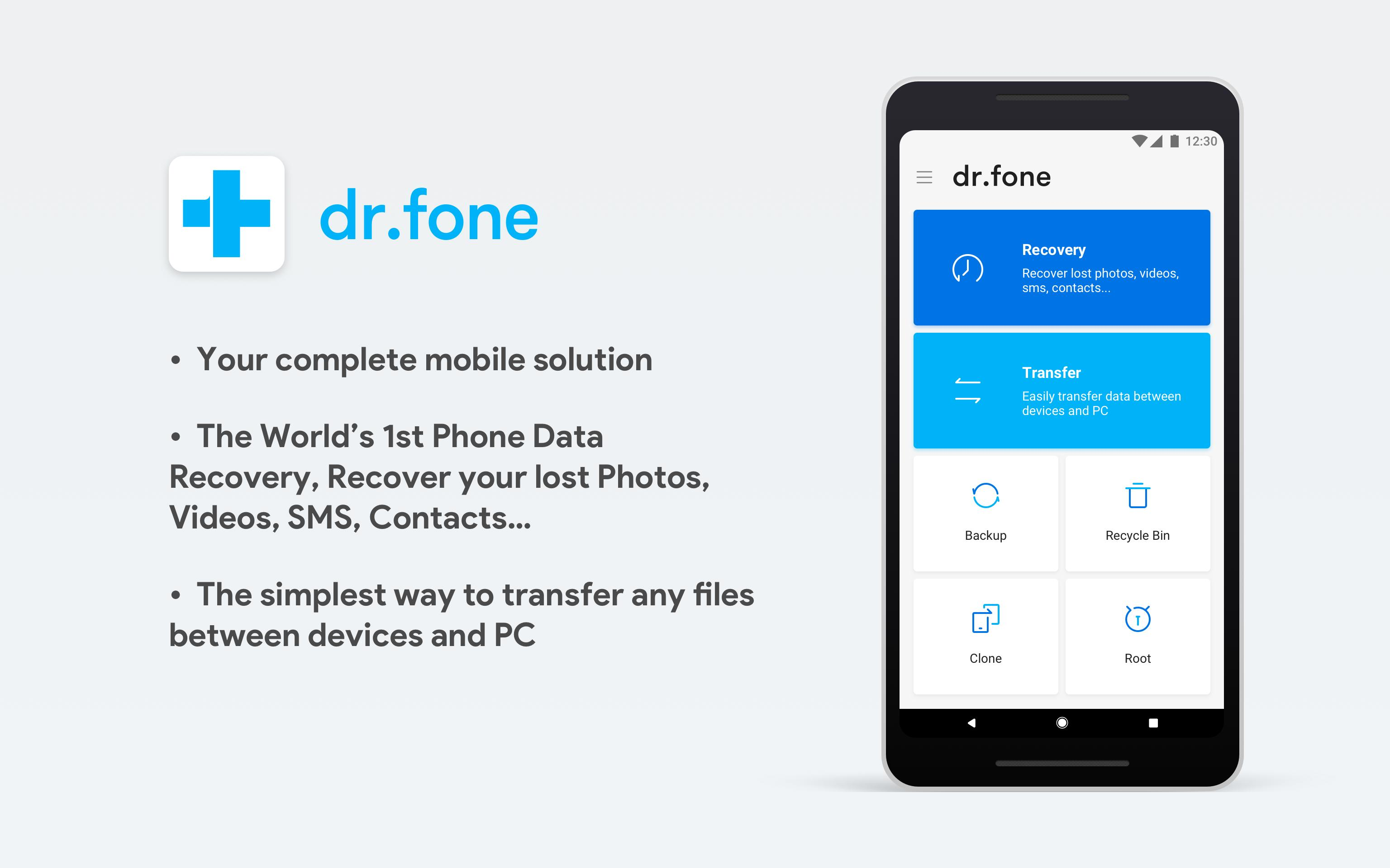 Cách khôi phục dữ liệu trên điện thoại - Ảnh 6.