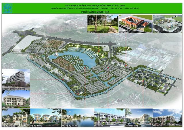 Hà Nội: Phê duyệt nhiệm vụ kế hoạch chi tiết khu nhà ở sinh thái và nhà ở xã hội khu vực Đồng Mai - Ảnh 1.