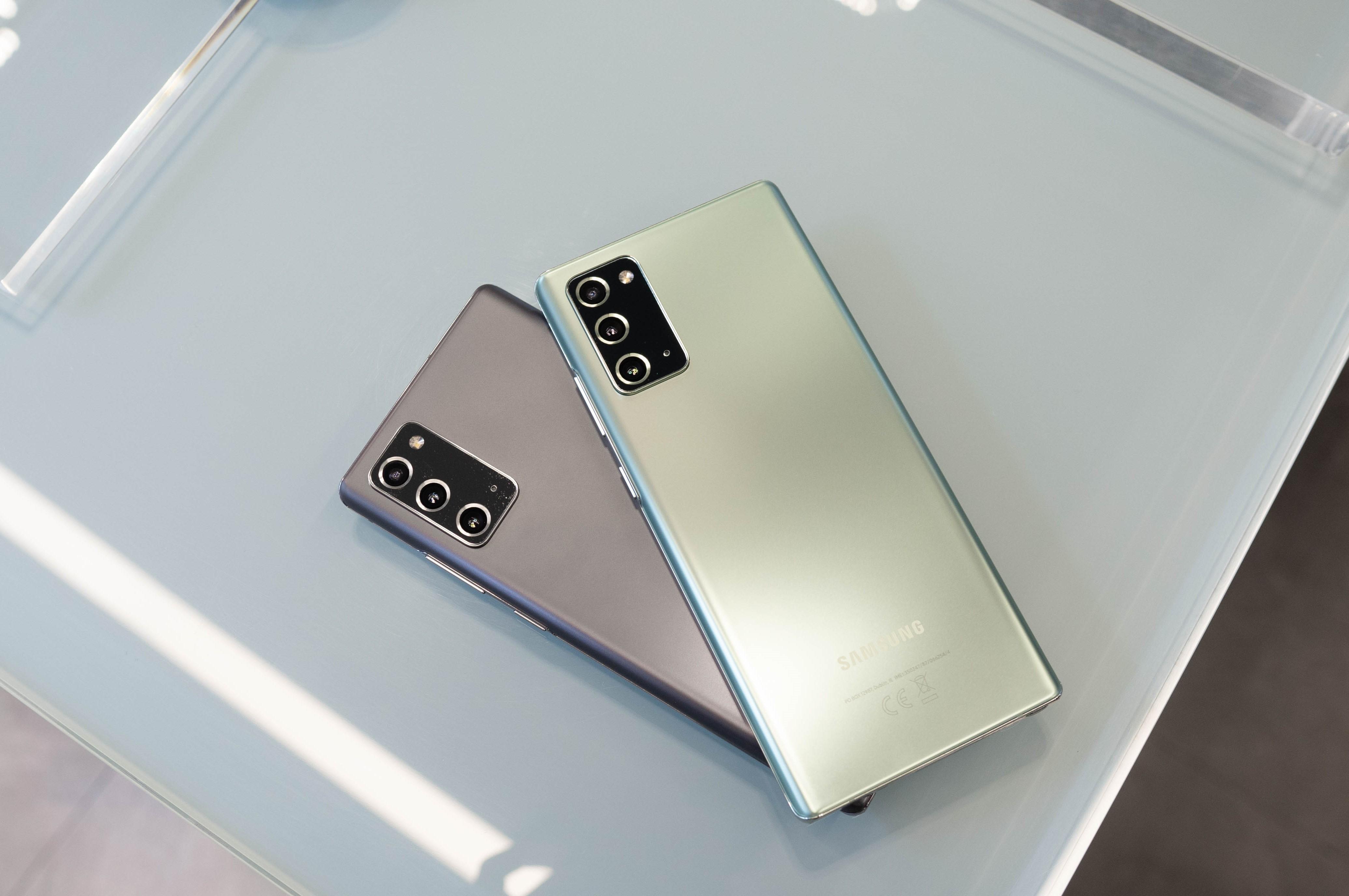 Bán lẻ đua kích cầu cho khách đặt trước Samsung Note 20 series - Ảnh 2.