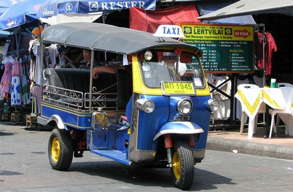 Ứng dụng TADA gọi vốn 5 triệu USD phát triển xe Tuk Tuk điện - Ảnh 1.