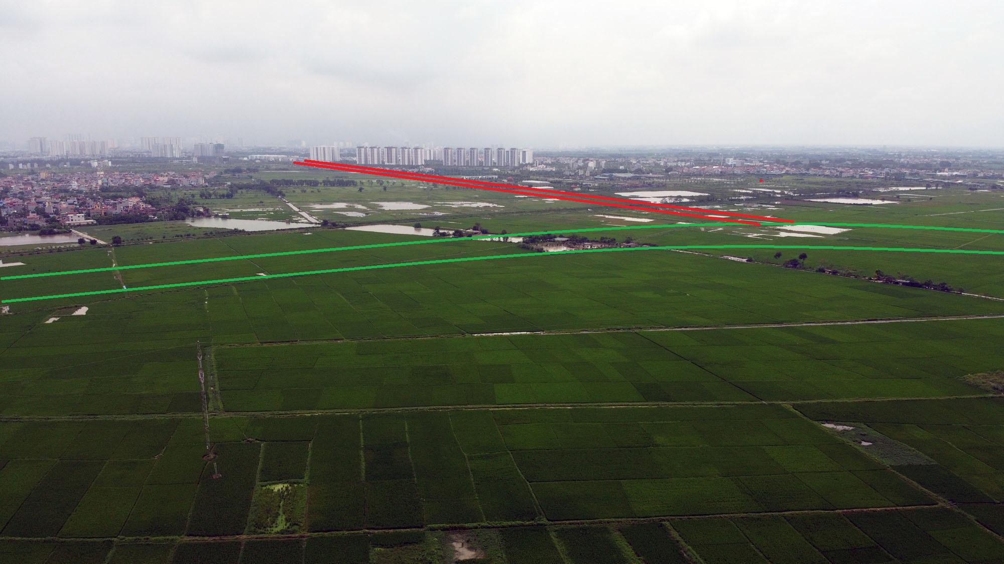 đường sẽ mở theo qui hoạch ở phường Phú Lương, Hà Đông, Hà Nội - Ảnh 5.