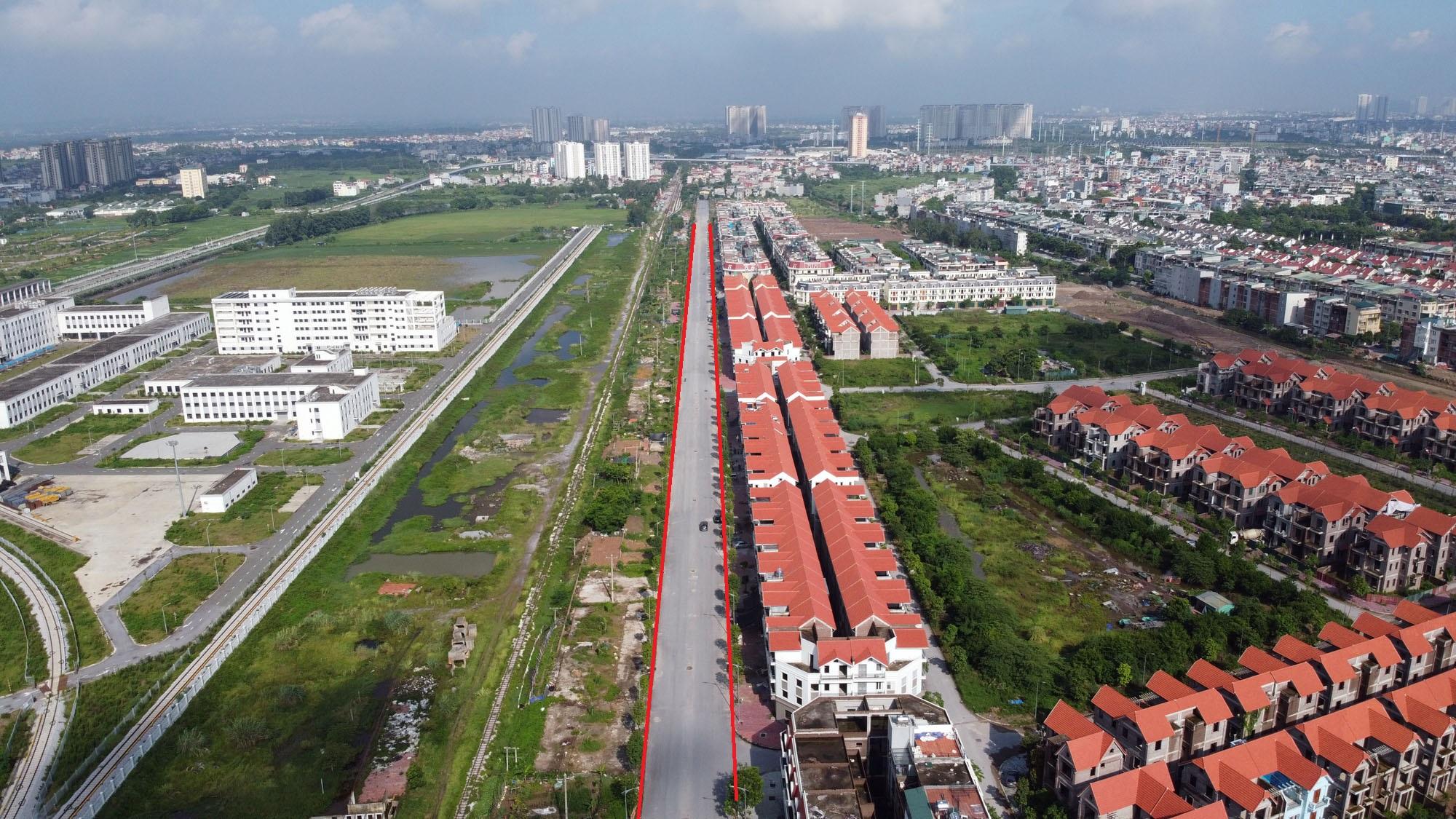 đường sẽ mở theo qui hoạch ở phường Phú Lương, Hà Đông, Hà Nội - Ảnh 7.