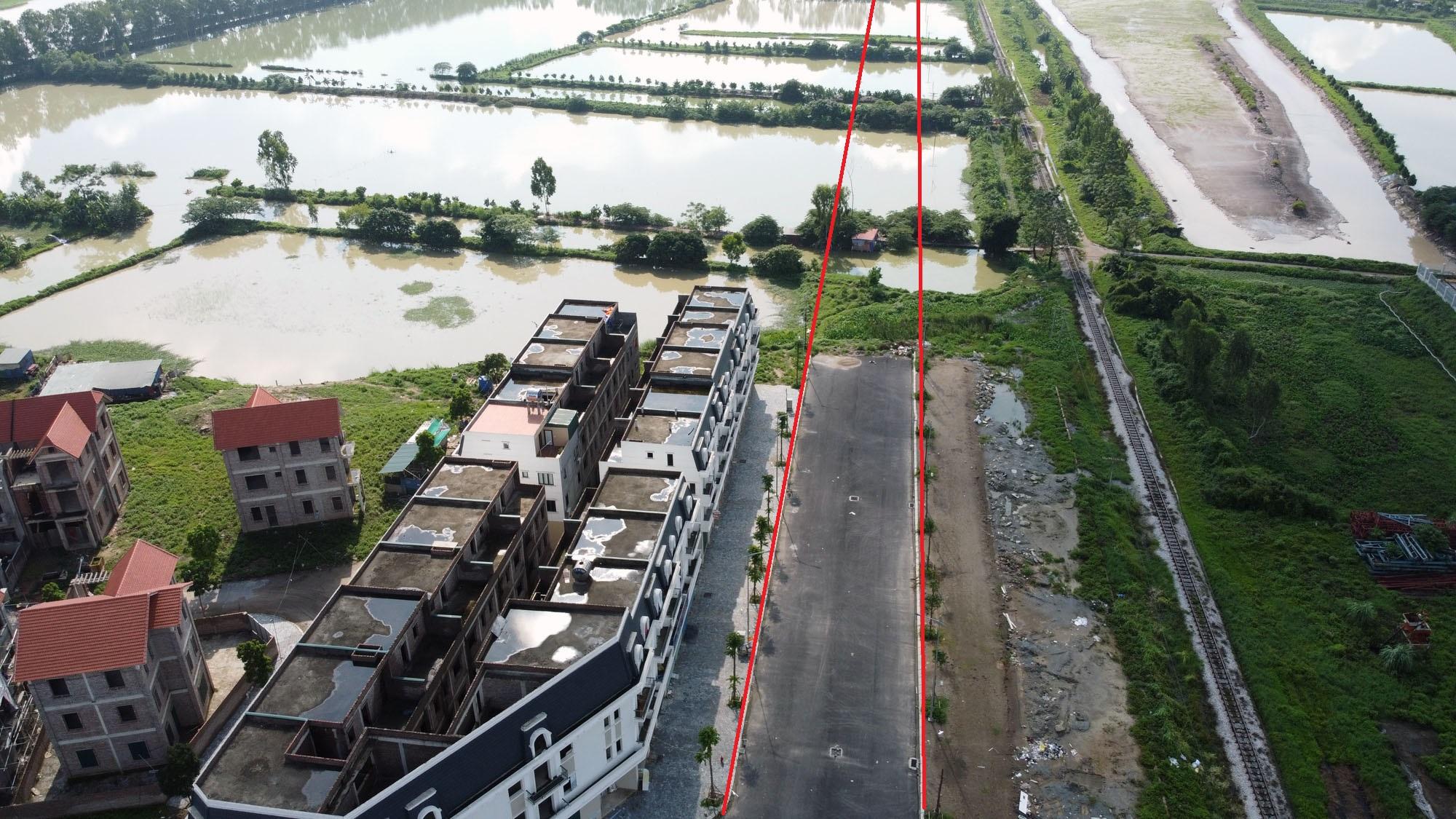 đường sẽ mở theo qui hoạch ở phường Phú Lương, Hà Đông, Hà Nội - Ảnh 8.