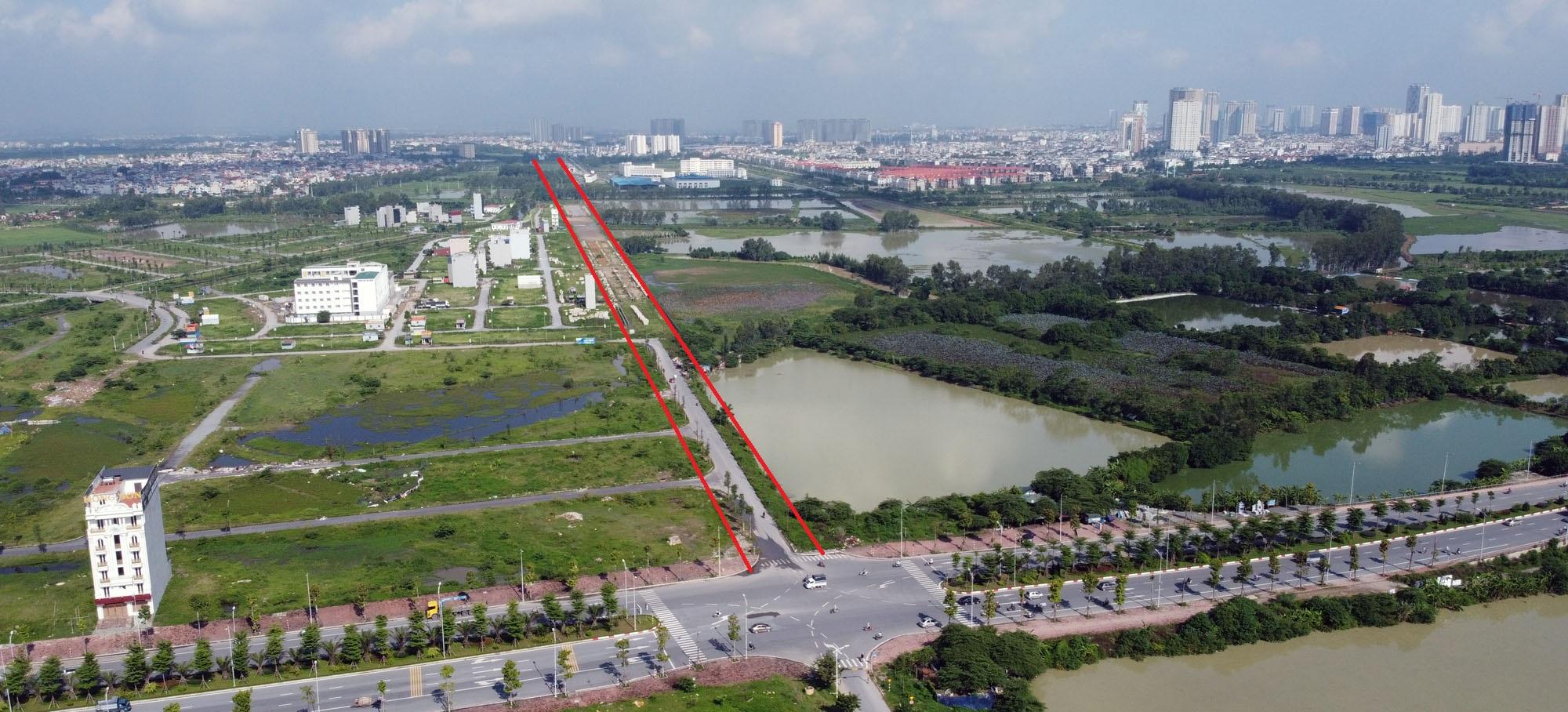 đường sẽ mở theo qui hoạch ở phường Phú Lương, Hà Đông, Hà Nội - Ảnh 11.