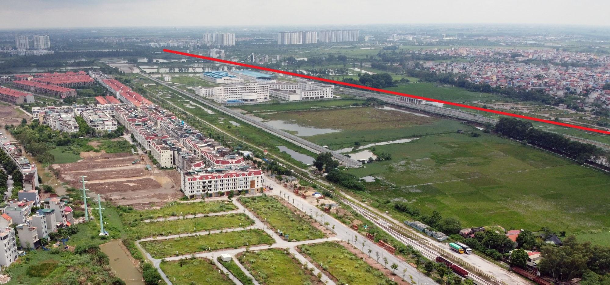 đường sẽ mở theo qui hoạch ở phường Phú Lương, Hà Đông, Hà Nội - Ảnh 12.