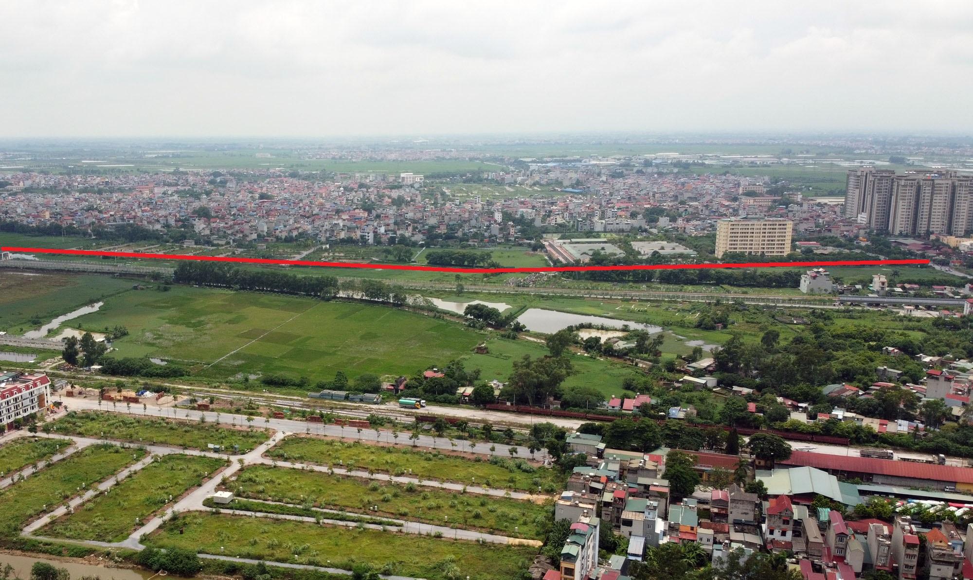 đường sẽ mở theo qui hoạch ở phường Phú Lương, Hà Đông, Hà Nội - Ảnh 13.