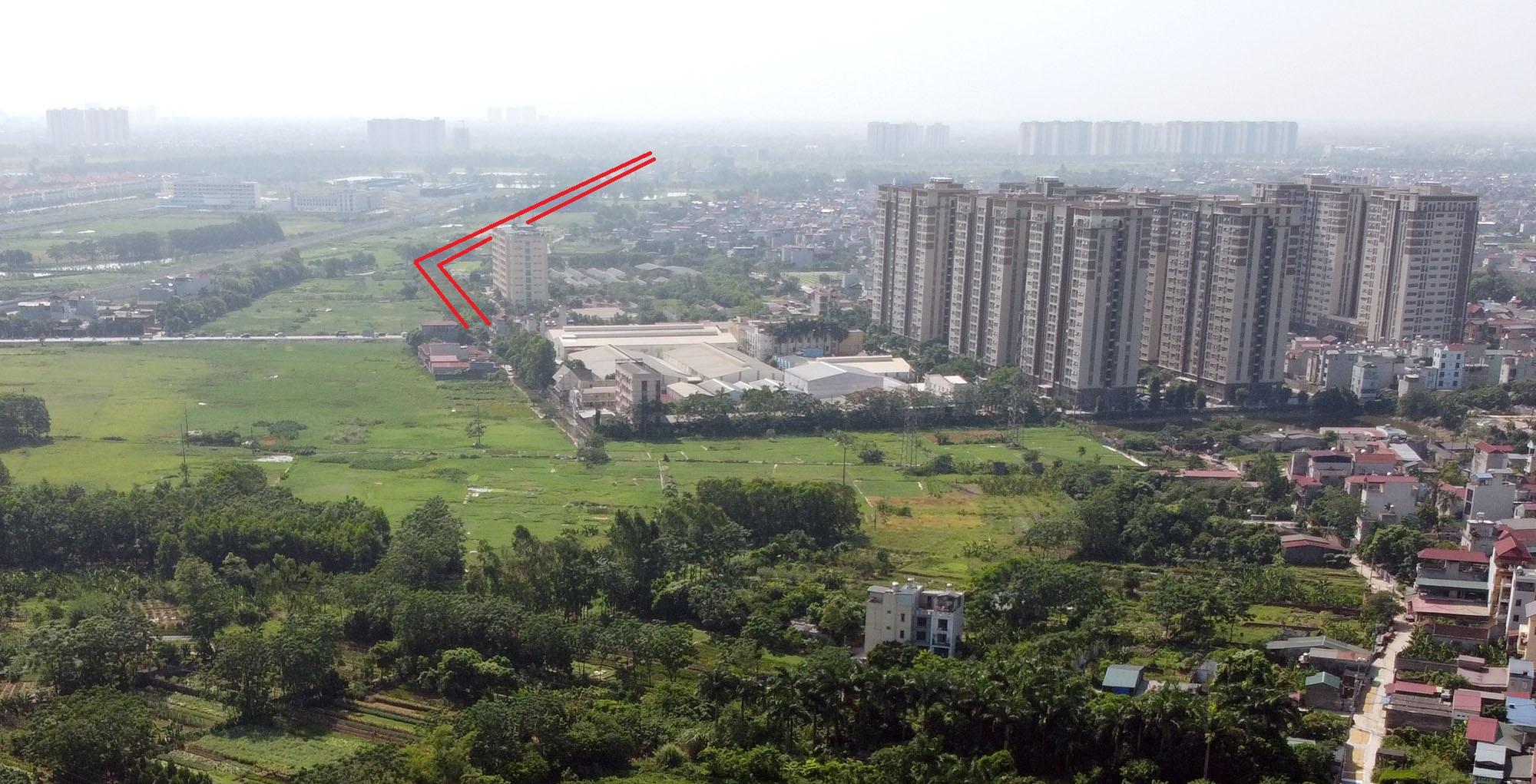 đường sẽ mở theo qui hoạch ở phường Phú Lương, Hà Đông, Hà Nội - Ảnh 14.