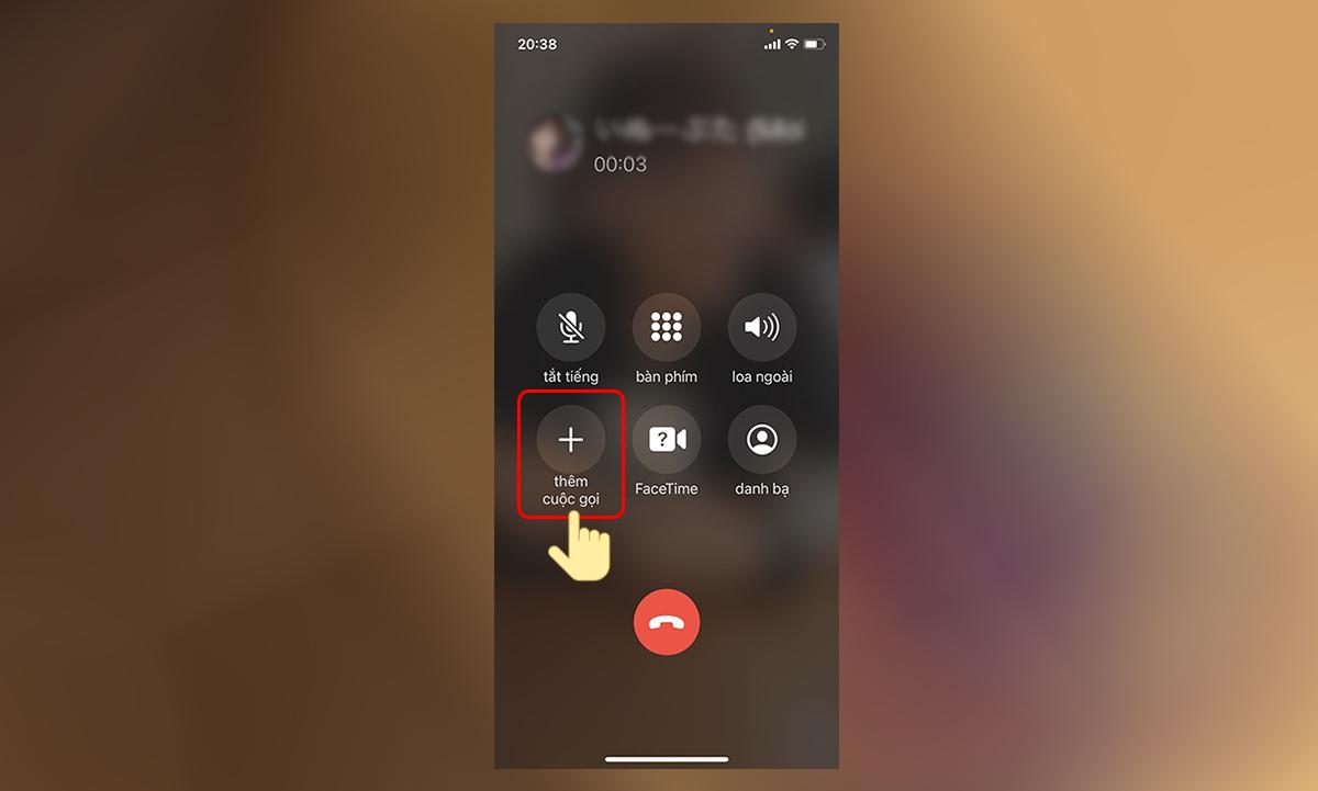 4 thao tác cùng lúc gọi điện trên iPhone bạn nên biết - Ảnh 2.
