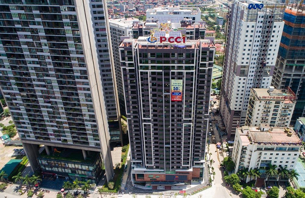5 tòa nhà cho thuê văn phòng giá rẻ ở quận Nam Từ Liêm, Hà Nội - Ảnh 3.