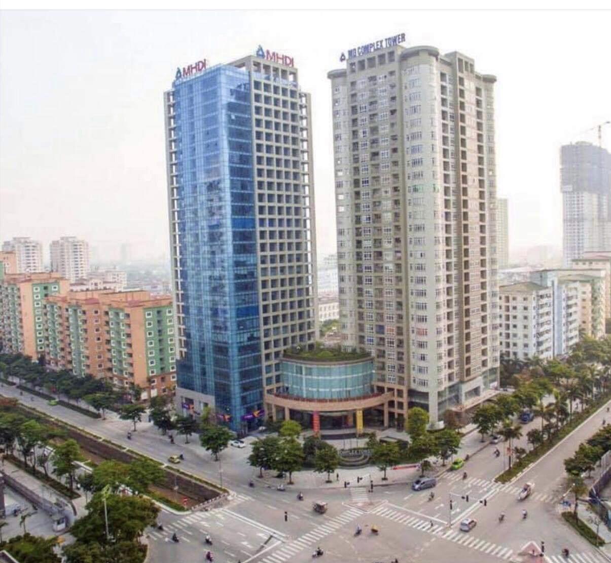 5 tòa nhà cho thuê văn phòng giá rẻ ở quận Nam Từ Liêm, Hà Nội - Ảnh 4.