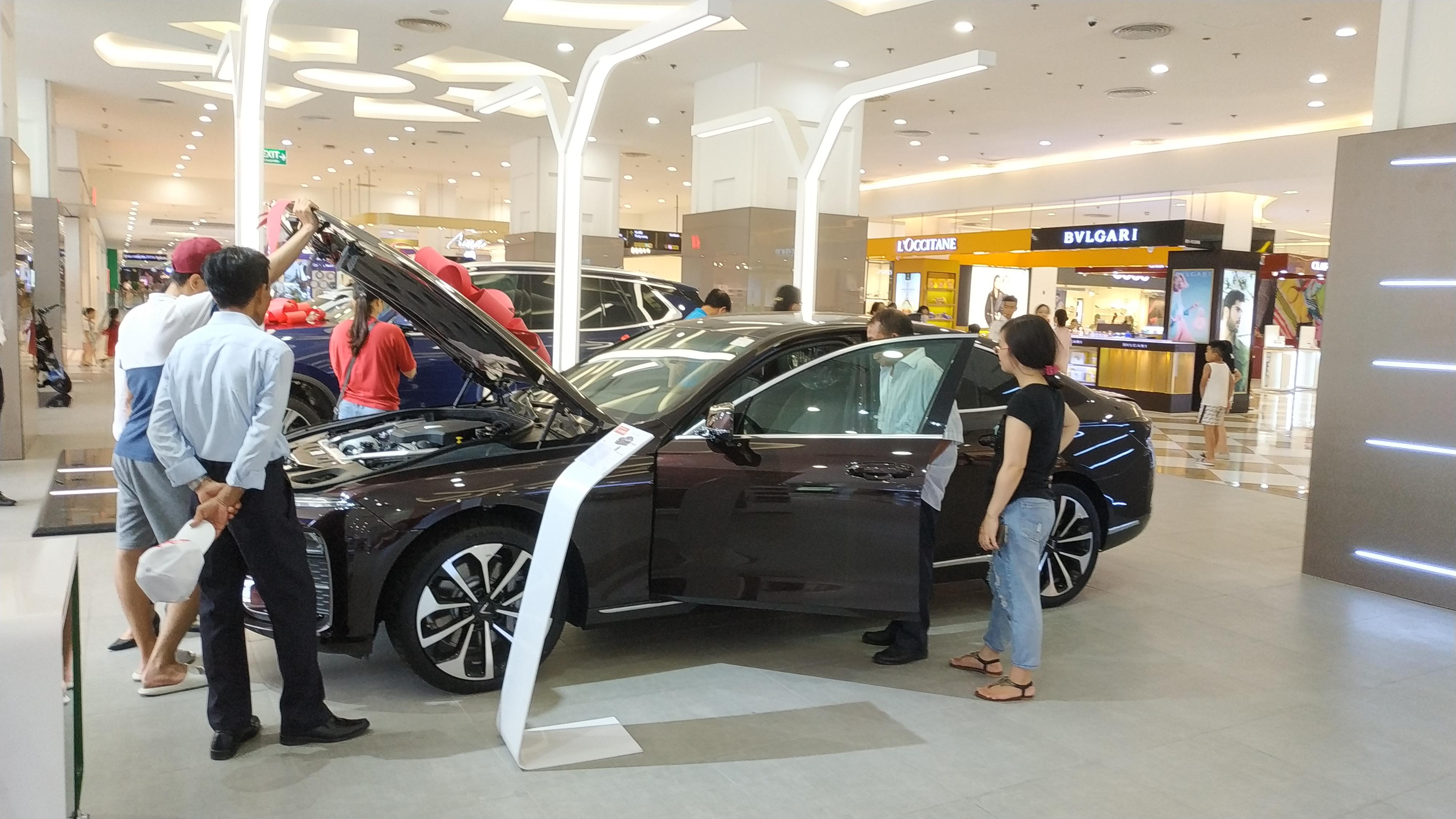 Doanh số bán xe VinFast sụt giảm trong tháng 'cô hồn' - Ảnh 1.