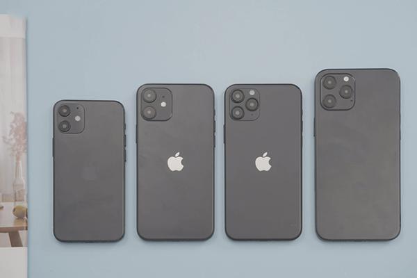 Mô hình iPhone 12 xuất hiện tại Việt Nam, giống hệt như thông tin rò rỉ - Ảnh 3.