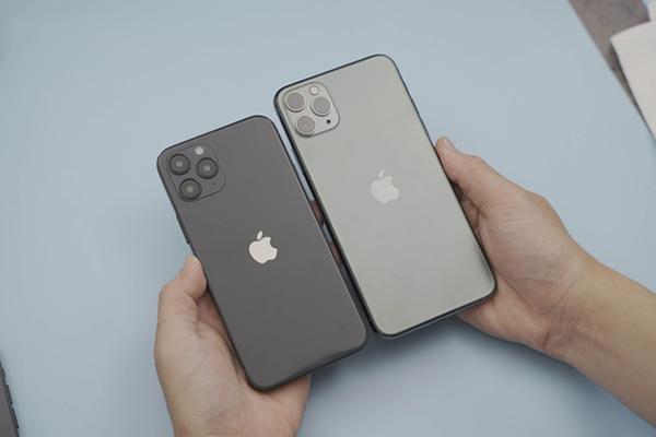 Mô hình iPhone 12 xuất hiện tại Việt Nam, giống hệt như thông tin rò rỉ - Ảnh 8.