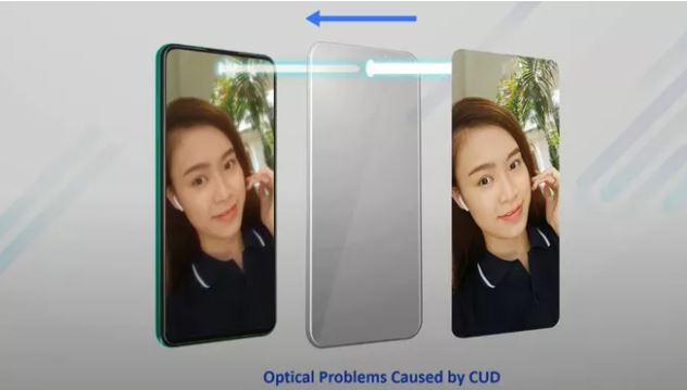 Công nghệ camera ẩn dưới màn hình VCam Kristal là gì? - Ảnh 1.