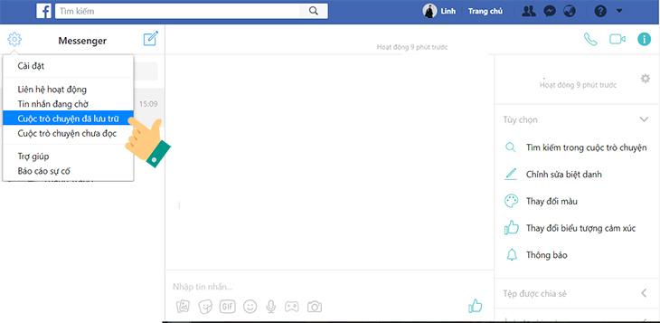 Cách khôi phục tin nhắn đã xóa trên zalo, Facebook, Viber trên điện thoại - Ảnh 10.